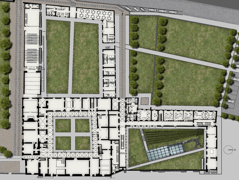 archiloco-restauro-monastero-cairate-planimetria
