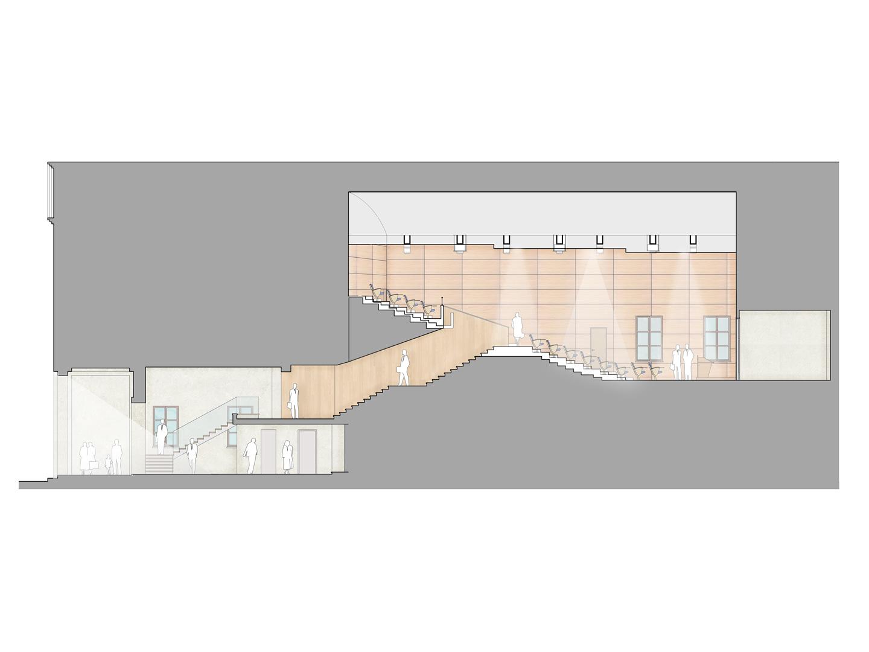 archiloco-restauro-universita-mantova-aula-magna-sezione