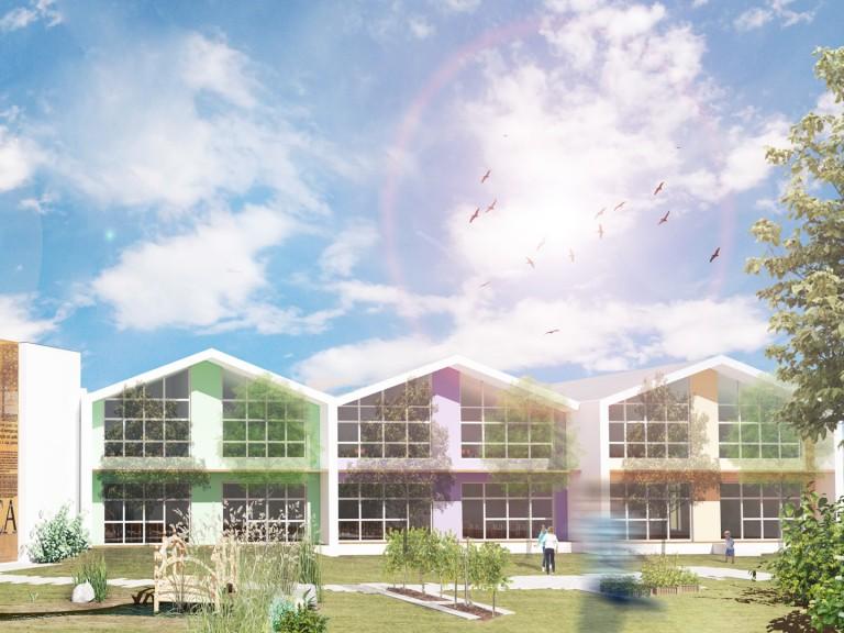 gare-concorsi-scuola-bioedilizia-poggibonsi-esterno-area-verde